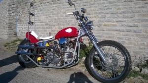 60's / 70's style Ducati Chopper