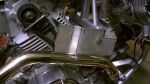 MSVA test prep cam belt cover