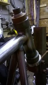 Ducati hardtail frame 3