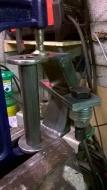 Ducati chop rear engine mount 02