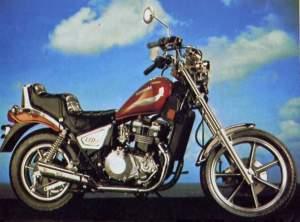 Kawasaki Z450LTD 81  1